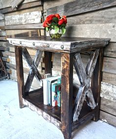 Xavier Side Table| Sofia's Rustic Furniture Italian Bedroom Furniture, Country Furniture, Farmhouse Furniture, Classic Furniture, Unique Furniture, Country Decor, Cheap Furniture, Discount Furniture, Furniture Outlet