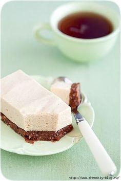 Без сахара и в виде пирожных, без выпечки, без масла и т. д. почти полезные;) Идеальный десерт, на мой вкус;) Но... некоторые вот сказали, что им бы чего-то послаще... да пожалуйста, у нас и такой ва…