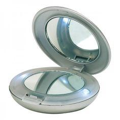 Make-up spiegel met LED lampje