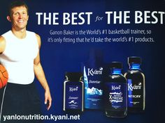 The best for the best! #basket #eatclean #kyani #lifestyle #nutrition #natural #muscle #ganonbaker #yanlo #supplements #fitness #power