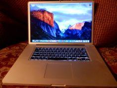 "Apple MacBook Pro 15.4"" - Core i7 2.66GHZ 8 GB Power House  w/ MS Office NR"