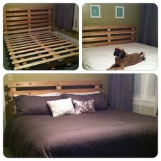Hey Paul Studios: DIY Crate Bed