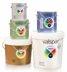 Valspar Paint on Packaging of the World - Creative Package Design Gallery