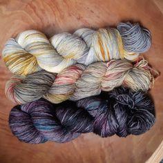 Hola, Turkish Delight, Stephen hand dyed on 4ply merino nylon NZ yarn. www.prosperyarn.com Turkish Delight, Hand Dyed Yarn