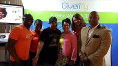 Team Givelify had a wonderful time spreading the word about our mobile giving app while attending  Pentecostal Assemblies of the World in July 2015.