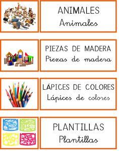 Catalan Language, Colegio Ideas, Vocabulary Games, Printable Labels, Classroom Decor, Montessori, Teaching, Education, School