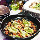 Een heerlijk recept: Venkel in de oven met trostomaatjes en tijm