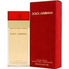 Dolce & Gabbana Eau De Toilette Spray 3.4 oz by Dolce & Gabbana