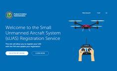 Il est désormais obligatoire denregistrer les drones aux USA