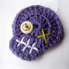 Julian Bean crochet creations on Etsy - great inspiration on making your own