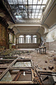 The Ballroom by ZerberuZ.deviantart.com on @deviantART