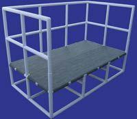 Diy In Pool Platform Http Www Poolforum Com Pf2