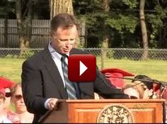 """Video: """"You Are Not Special"""" Graduation Message 