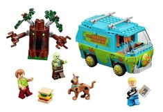Scooby-Doo Lego sets, coming soon!