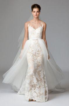 @watterswtoo Zella Style 1012B wedding dress & Weatherstaff Style 1089B Overskirt