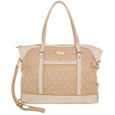 Oilily CARRY ALL - Shopping Bag - nude
