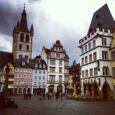 Hauptmarkt, Trier Germany