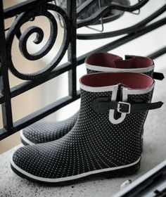 Mode and The City - Blog mode et lifestyle // rain boots