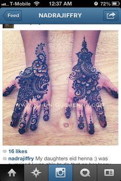NJ unique henna