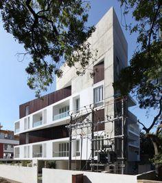 © Prem, Rajan Gero Architects: architectureRED Location: Chennai, Tamil Nadu, India Design Team: Biju Kuriakose, Kishore Panikkar, Kani Pandian, Yasir