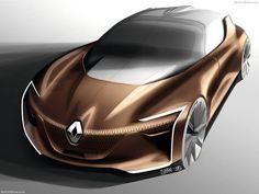 """431 Me gusta, 1 comentarios - Hot Road News (@hotroadnews) en Instagram: """"Renault Symbioz Concept…"""""""