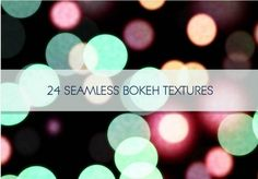80 Free Photoshop Brush Sets To Bookmark - Hongkiat Free Photoshop, Photoshop Brushes, Bokeh Texture, Brush Sets, Your Image, Cool Designs, Photo Editing, Creations, Blog Art