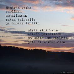 #runo #runokuva #runous #runoilija #valokuva #valokuvaus #suomeksi #rakkaus
