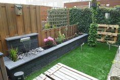 Refreshed garden