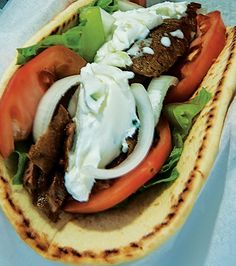 In East Nashville's hotly contested Mediterranean sandwich strip, everyone's holding out for a gyro