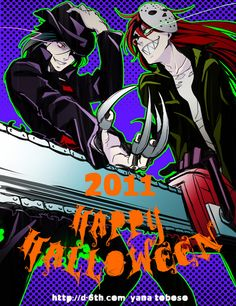 it is almost halloween and this is cool. even though it is not 2011 though. but it is still awesome!!!!
