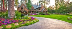 A Home Fit for a Disney Movie | coolhouses.frontdoor.com