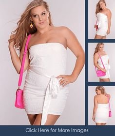 Plus size classy club dresses