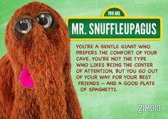 35 Best Snuffleupagus Images Sesame Streets Entertaining