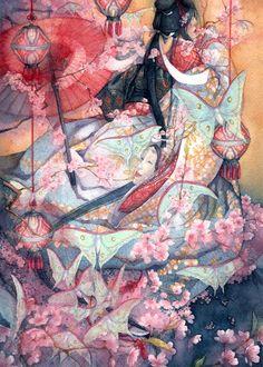 by Shu Hana (朱華)