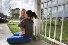 Every mother needs to know her children have a safe place to call home. With your help, Habitat homeowners achieve the strength, stability and independence they need to build a better life for themselves and their families.