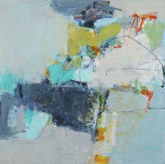My favorite contemporary painter, Jenny Nelson, Woodstock, NY.
