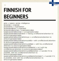 Suomi Finland Prkl (For Foreigners) Meanwhile In Finland, Learn Finnish, Finnish Words, Finnish Language, Finnish Recipes, T 62, Favorite Words, Helsinki, Fun Facts
