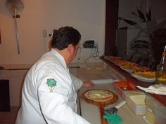 O Mago das Panelas - Chef Paulinho Pecora: Pizza de Camarões á la Jack Daniel's do Mestre Silvio Lancellotti