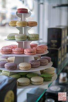 {Sweet San Francisco}: Chantal Guillon, a French patisserie in SF.