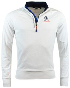 Polo Ralph Lauren RLX Mens Mock Neck 1/2 Zip Fleece - XL - White