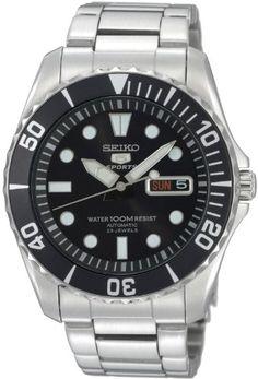 [セイコー]SEIKO 腕時計 SEIKO 5 SPORTS(セイコー ファイブ スポーツ) オートマチック デイデイト 逆輸入 海外モデル 日本製 SNZF17JC メンズ 【逆輸入品】