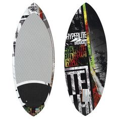 Ready to surf? Tear up the waves in the Hyperlite Broadcast Wakesurf Board @ evo $329
