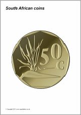 A set of South African coins that can be printed and laminated. Old Coins Value, Rare Coins Worth Money, Money Worksheets, Learning Websites, Coin Worth, Gold Money, Coin Values, World Coins, Math For Kids