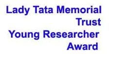 Young Researcher Award 2015, LADY TATA MEMORIAL TRUST, Young Researcher Award Scholarships In India