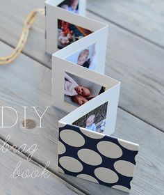 DIY For Mother's Day --Photo Book by Nalle's House