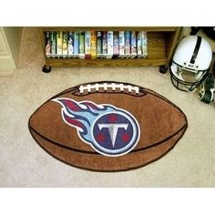 NFL Officially licensed products Houston Texans Football Rug Protect your floor in style and show off your fandom with Football Mats from Sports L Tennessee Titans Football, Houston Texans Football, Falcons Football, Minnesota Vikings Football, Denver Broncos Football, Cincinnati Bengals, Broncos Gear, Sport Football, Football Fans