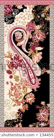 100/% Coton Tissu EX Wi Pastel Collection-Cross Stitch motifs géométriques Rose Blush