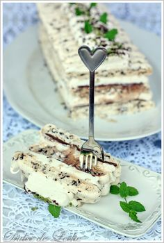 choco-mint cake by Dulce de Leche