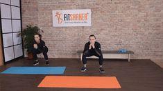 cvicenie na nohy Jumping Jacks, Hiit, Fitness, Health Fitness, Rogue Fitness, Gymnastics