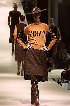 Jeremy Scott Fall 2000 Ready-to-Wear Fashion Show - Jeremy Scott